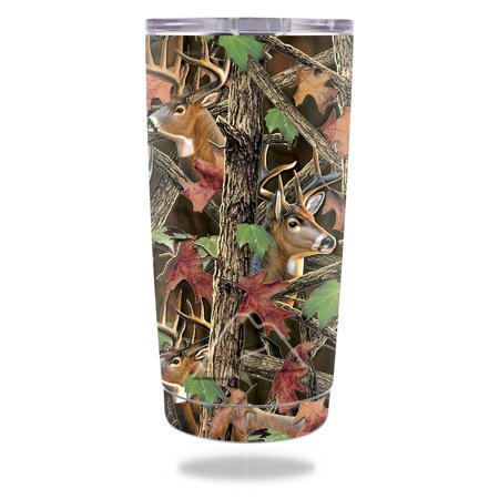 Skin For Ozark Trail Tumbler 20 oz. – Buck Camo   MightySkins Protective, Durable, and Unique Vinyl Decal wrap cover   Easy To Apply, Remove, and Change Styles   Made in the USA](Camo Cup)