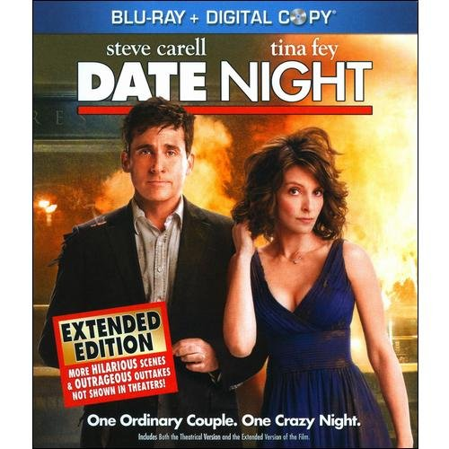 Date Night (Extended Edition) (Blu-ray) (Widescreen)