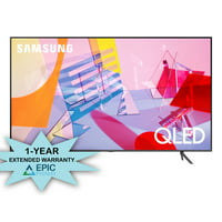 "Samsung QN55Q60TA 55"" Ultra High Definition 4K QLED Quantum HDR Smart TV with a 1 Year Extended Warranty (2020)"