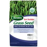 Best Bermuda Grass Seeds - Scotts Turf Builder Grass Seed Heat-Tolerant Blue Mix Review