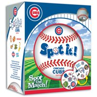 MLB Chicago Cubs Spot It game