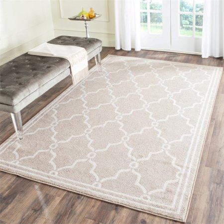 Safavieh Amherst 8' X 10' Power Loomed Rug in Wheat and Beige - image 2 of 3