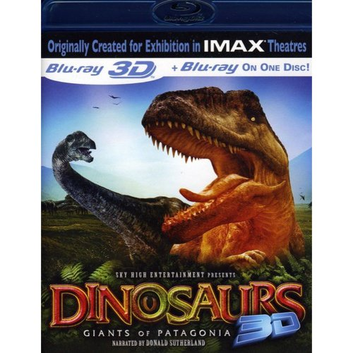 Dinosaurs: Giants Of Patagonia (Blu-ray) (Widescreen)