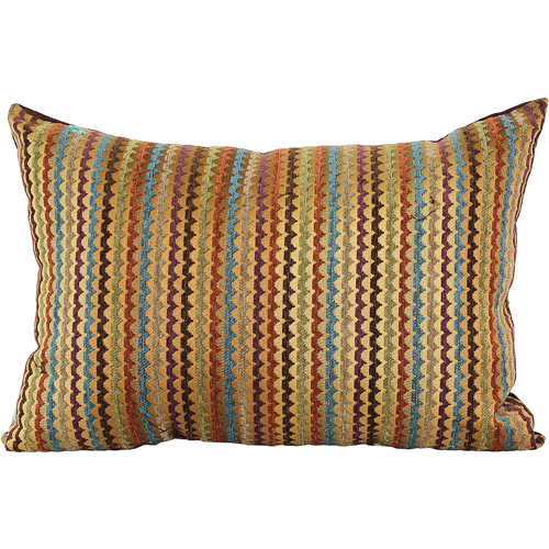 Better Homes and Gardens Mini Zig Zag Oblong Pillow