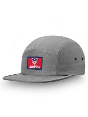 Washington Justice Fanatics Branded Overwatch League Five-Panel Camper Adjustable Hat - Gray - OSFA