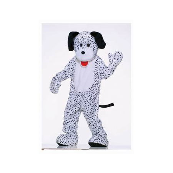 Michigan State Mascot Halloween Costume (COSTUME-DLX DALMATIAN MASCOT)