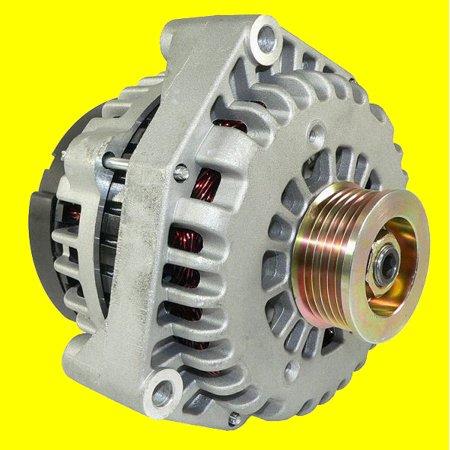 DB Electrical HO-8237-160 New Alternator For High Output 160 Amp 4.3L 4.8L 5.3L 6.0L Chevy C K Truck 99 00 01 02 1999 2000 2001 2002, 4.8L 5.3L Tahoe 00 01 02, Gmc Yukon 00 01 02 10464405 10464443