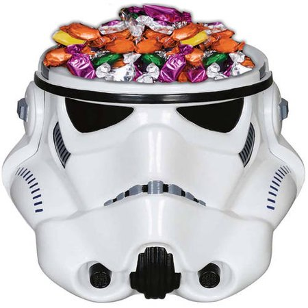 Stormtrooper Candy Bowl - Cool Halloween Candy Bowls