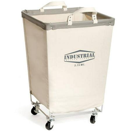 Seville Classics Commercial Heavy Duty Canvas Laundry