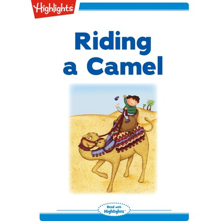 Riding a Camel - Audiobook