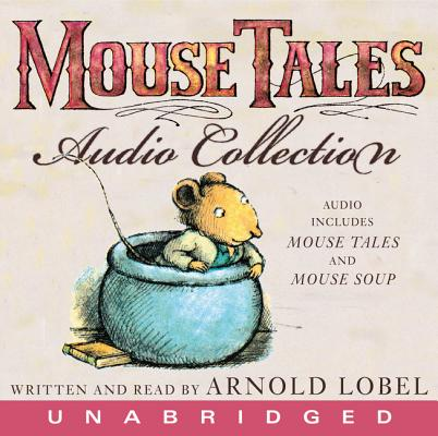 I Can Read! - Level 2: The Mouse Tales CD Audio Collection (Audiobook)