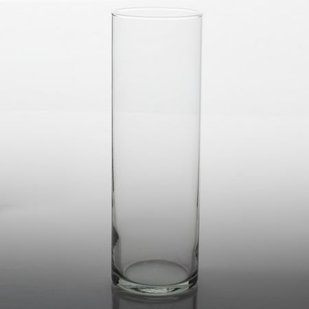 Eastland Cylinder Vase 325 X 105 Set Of 12 Walmart