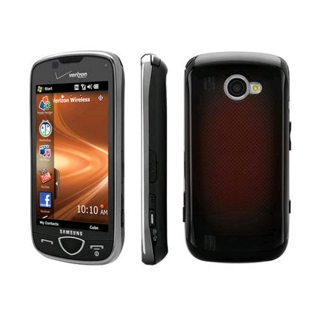 - Samsung Omnia II I920 Replica Dummy Phone / Toy Phone (Black) (Bulk Packaging)