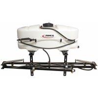 Fimco ATV Sprayer, PE Tank, 25 gal., 60 psi   Lawn/Garden ATV-25-700-QR