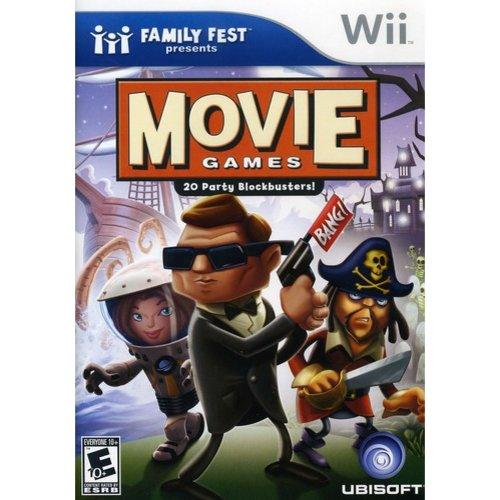 Movie Games (Wii)