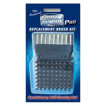 Grill Daddy Brush (Grill Daddy PRO Replacement Brush Set. )
