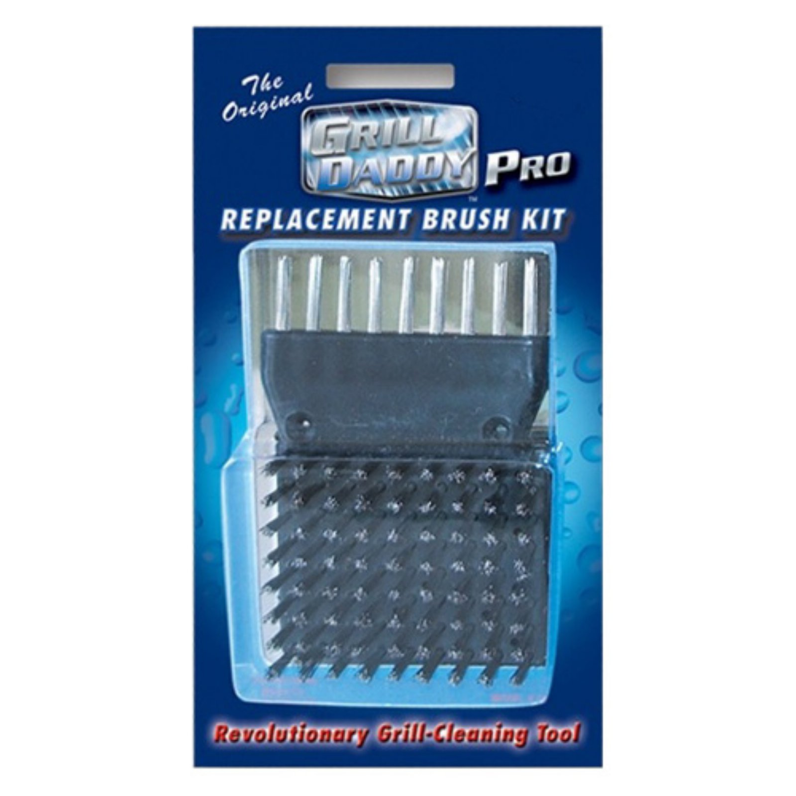 Grill Daddy PRO Replacement Brush Set.