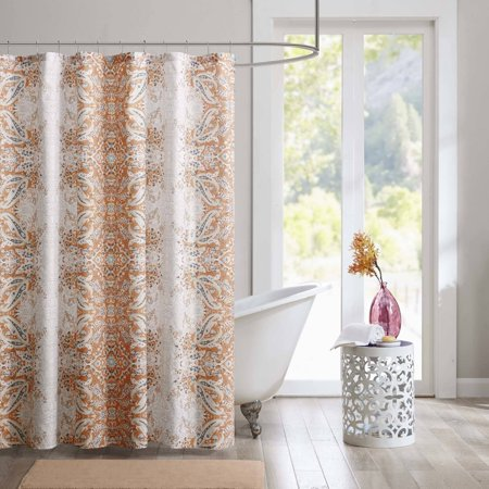 Home Essence Apartment Alexis Printed Shower Curtain