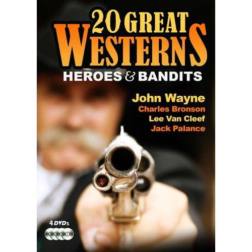 20 Great Westerns Heroes & Bandits (Full Frame)