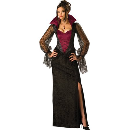 Vampiress Adult Halloween Costume - Vampiress Costume Ideas