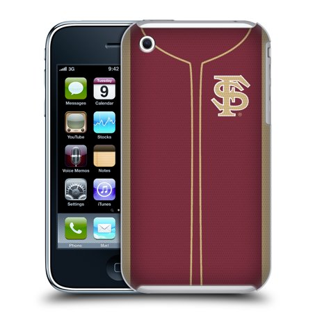 OFFICIAL FLORIDA STATE UNIVERSITY FSU FLORIDA STATE UNIVERSITY HARD BACK CASE FOR APPLE IPHONE PHONES