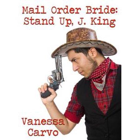 Mail Order Bride Costume (Mail Order Bride: Stand Up, J. King -)