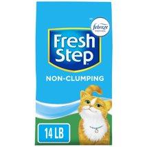 Cat Litter: Fresh Step Non-Clumping