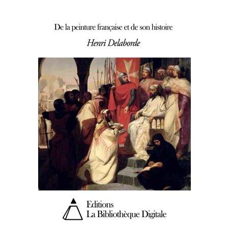 De la peinture française et de son histoire - (Histoire D'horreur Et D'halloween)