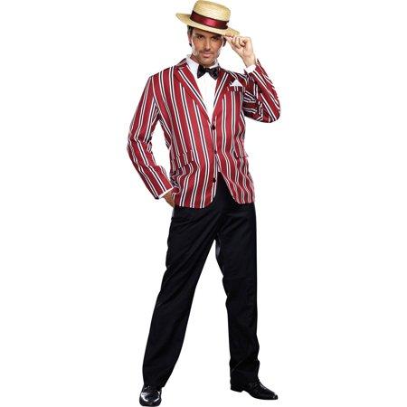 Good Time Charlie Men's Adult Halloween Costume](Charlie Sheen Costume)