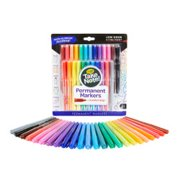 Crayola Take Note Fine Point Permanent Markers - 24 Count