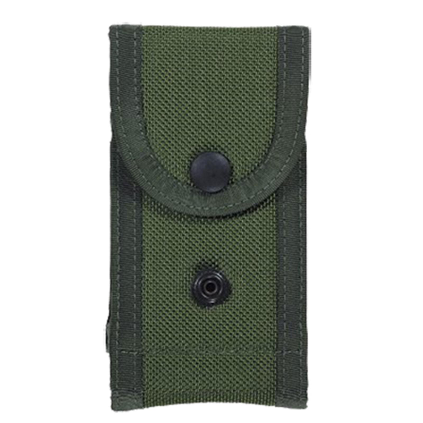 "Bianchi 17646 Military Mag Pouch, M1025, Fits 2.25"" Belts, Olive Drab, Accumold by BIANCHI INTERNATIONAL"