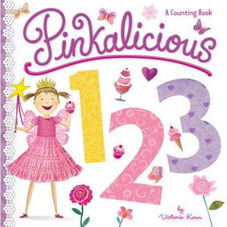 Pinkalicious 123: A Counting Book (Board Book) (Learn 123)