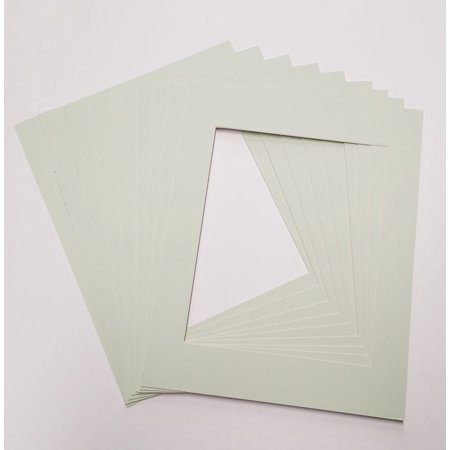 24x36 White Picture Mats with White Core for 20x30 Pictures - Fits ...