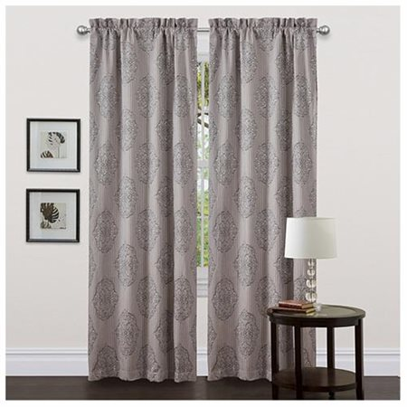 Special Edition by Lush Decor Empire Rod Pocket Single Curtain Panel