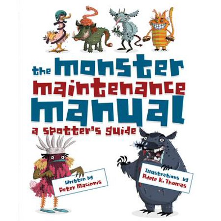 - The Monster Maintenance Manual - eBook