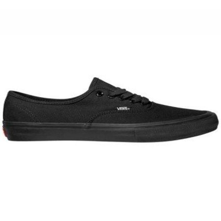 93878bf7dee Vans Men s Authentic Pro Black Black Skate Shoe 10 Men US - Walmart.com