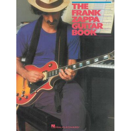 The Frank Zappa Guitar Book (Paperback)