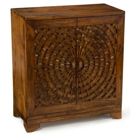 detailed pictures 63c3e 299c5 Steve Silver Co. Govinda 2 Door Sideboard/Accent Cabinet