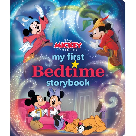 My First Mickey Mouse Bedtime (Mouse's First Halloween Story)