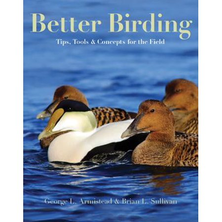 Better Birding : Tips, Tools, and Concepts for the Field