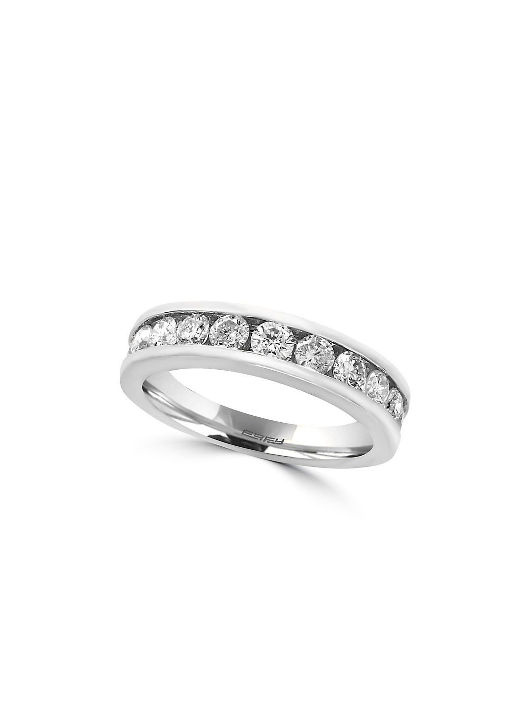Pave Classica 14K White Gold & Diamond Ring