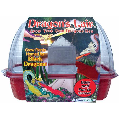 Image of Dragon's Lair Windowsill Greenhouse