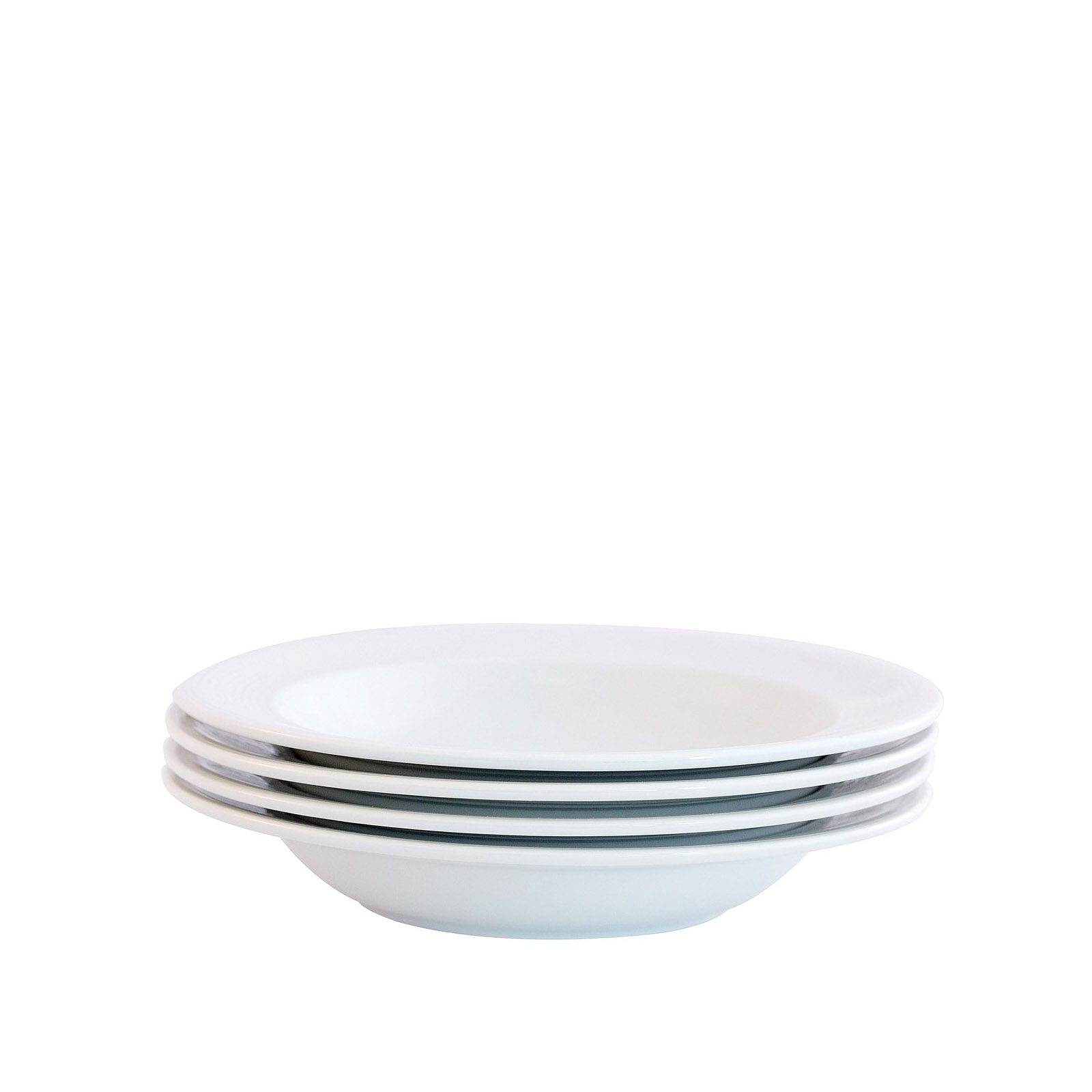 Bambeco Brasserie Porcelain Soup Bowl Case of 4 4 Count by Bambeco