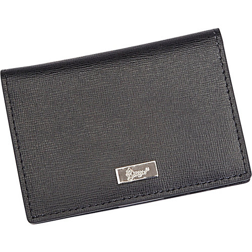 Royce Leather  RFID Blocking ID Card Case Wallet
