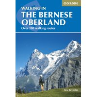 Walking in the Bernese Oberland - Paperback