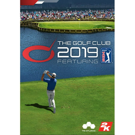 The Golf Club™ 2019 featuring PGA TOUR, 2K, PC, [Digital Download],