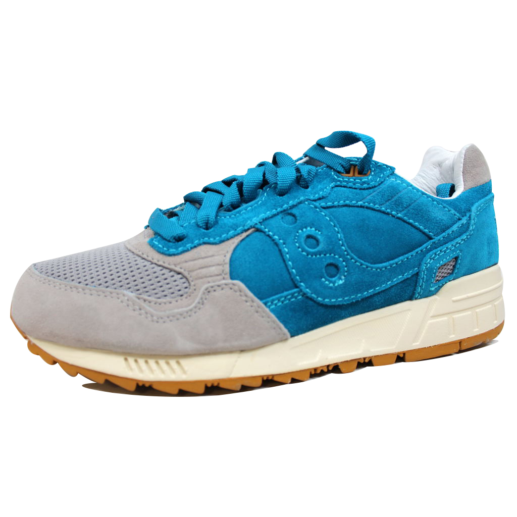 Saucony Men's Shadow 5000 Bodega Teal Grey 70045-2 by