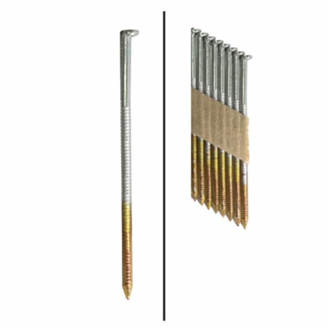 Hillman Fasteners 461735 0.12 x 3.25 in. Framing 30 Ring Shank Paper Tape Galvanized Nails - image 1 de 1