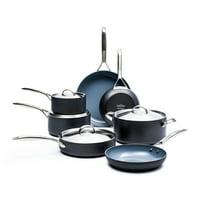 GreenPan Paris Pro 11-Piece Ceramic Non-Stick Cookware Set