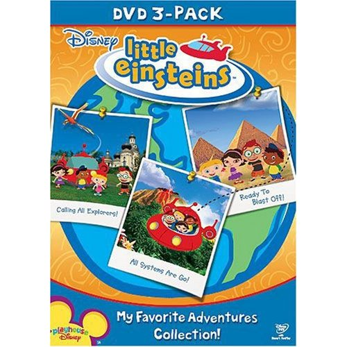 Little Einsteins: My Favorite Adventures Collection! 3-Pack